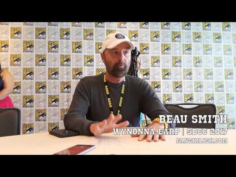 'Wynonna Earp' SDCC 2017 Interview: Beau Smith