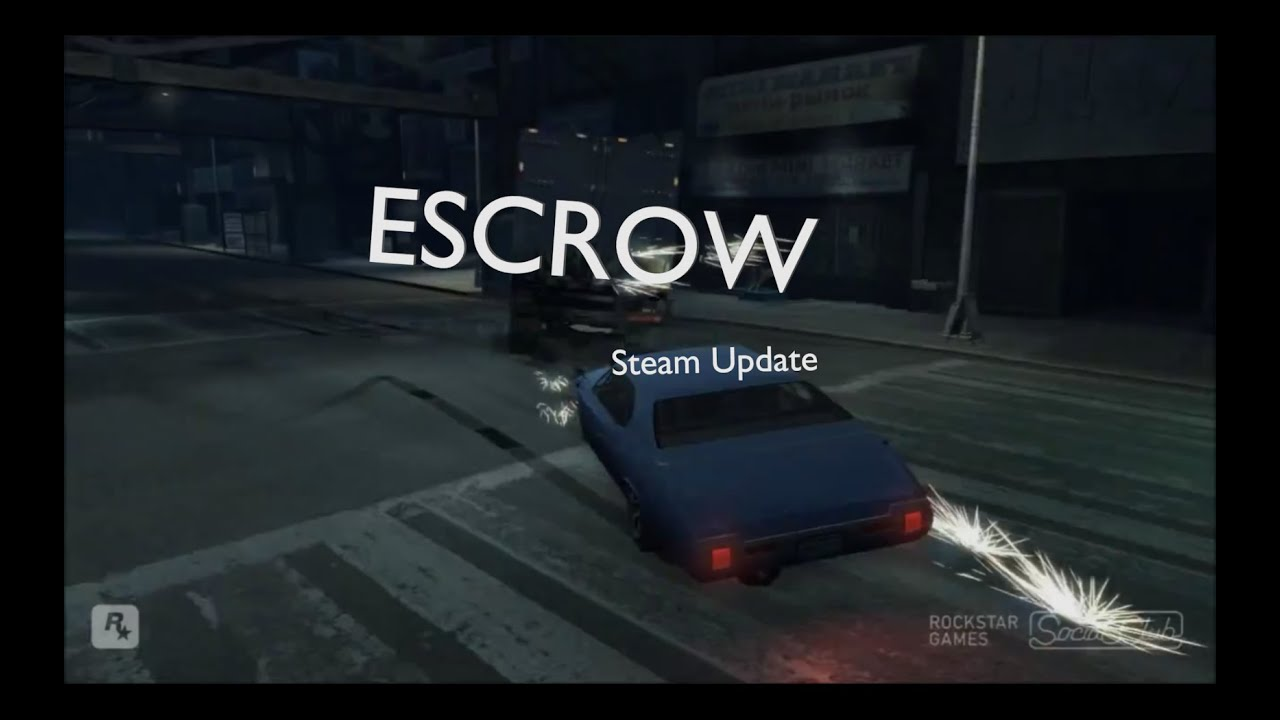 Steam escrow in a nutshell youtube Escrow motors