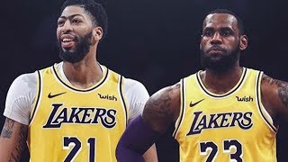 LeBron James REACTS on IG To Anthony Davis Being Traded To The Lakers!