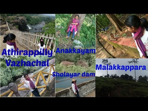 Malakkappara Jungle Safari | Athirappilly | Thrissur District | Kerala | India