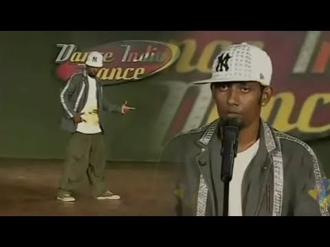 Dharmesh Dance Audition in DID 2 (2009)