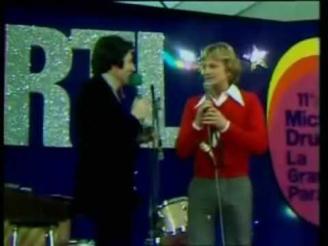 Claude François - La bonne franquette RTL (18 Janvier 1978) 1sur2.avi