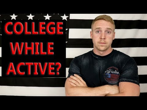 Getting A 4-Year Degree While Active Duty Military | Impossible?!
