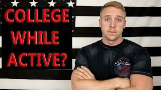 Getting A 4-Year Degree While Active Duty Military   Impossible?!