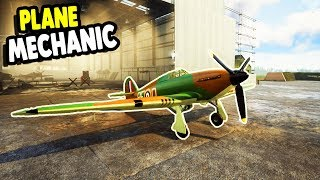 NEW WWII Flight Sim, Repair Upgrade Fly in Battle of Britain | 303 Squadron Gameplay