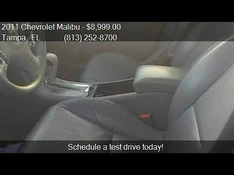 2011 Chevrolet Malibu LT 4dr Sedan w/1LT for sale in Tampa,