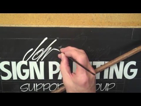 JDSign Painter Support Group
