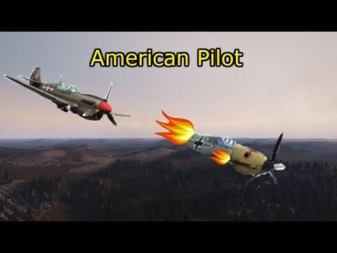 American Pilot - Heroes and generals