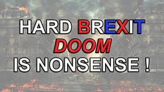 ⚡️ Hard Brexit Doom is Nonsense says Economist Roger Bootle! ⚡️