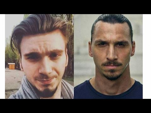 Sunt rudă cu Zlatan Ibrahimovic?