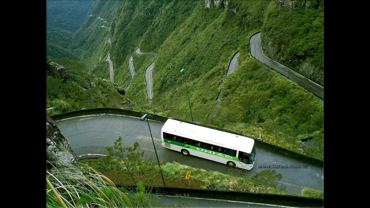 Top Most Dangerous Roads In The World YouTube - The 10 scariest roads in the world