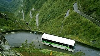 Top 10 Most Dangerous Roads in the World 2014