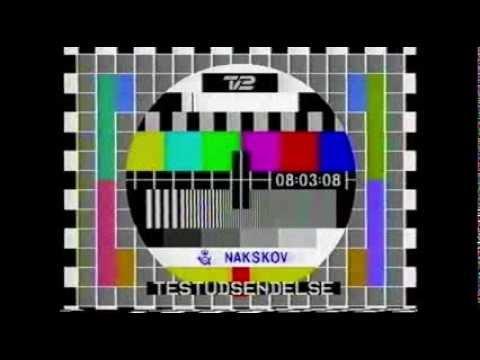 DX-TV Analogue From Denmark - VHF-UHF