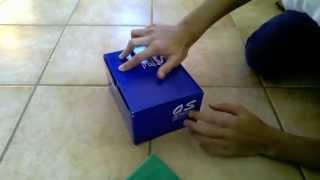 Déballage/unboxing moteur thermique O.S max 46 II