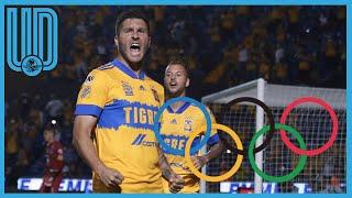 El delantero de los Tigres podría disputar los Juegos Olímpicos de Tokio en los que en caso de ir, enfrentaría a México