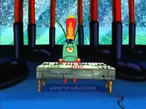 bob esponja cantando mago de oz hasta que el cuerpo aguante
