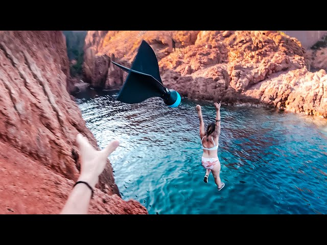 AER video pour GoPro