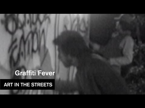 David Em - Graffiti Fever - Classic Street Art - Art in the Streets - MOCAtv Ep. 12