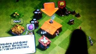 Clash Of Clans Oturum Açılamadı TROL :D