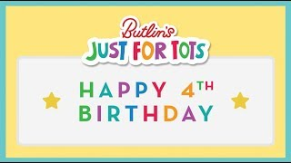Toddler-friendly holidays with Butlin's