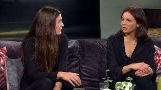 Kvinnors fantasier och kåthet bakom nya generationens porr - Malou Efter tio (TV4)