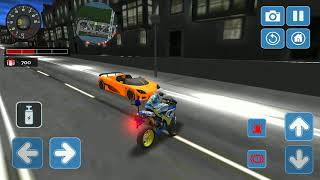 City Police Motorbike 3D Driving Simulator - Androi Gameplay - Motor Bike Games For Kids