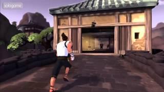 Karateka - Gameplay 2012 (HD): Người tình trong mộng, nhà sư và gã bị thịt