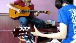 Teo Maxx ft Lý Hậu Đậu - Đêm nằm mơ phố [Guitar] | Teo Maxx Guitar