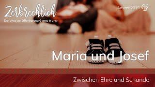 Zerbrechlich - Josef und Maria - Zwischen Ehre und Schande - Maiko Müller