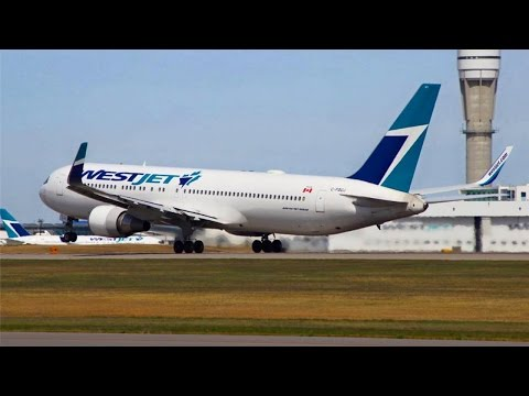 Unruly WestJet passenger named, media drops THIS from reports