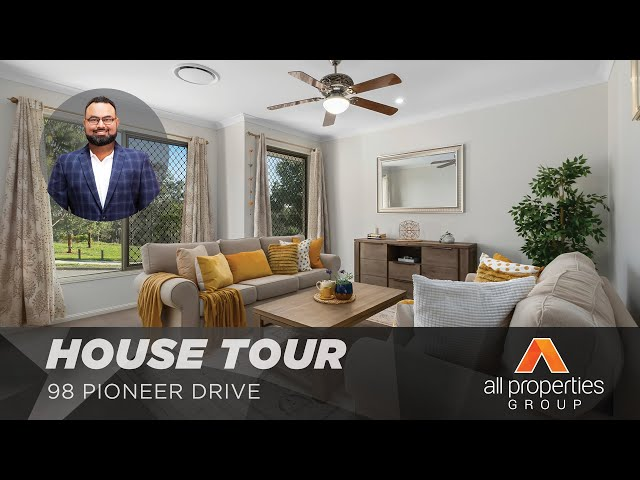 98 Pioneer Drive, Kuraby | Walk Through | Junaid Ally