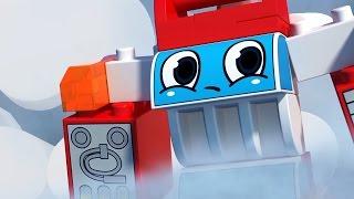 🚕 ЧиЧиЛенд - Северное море - Новые мультики про машинки-трансформеры из лего для детей