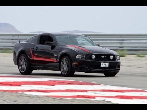 2014 Mustang GT Track Package Evaluation And Practical Application On The Track