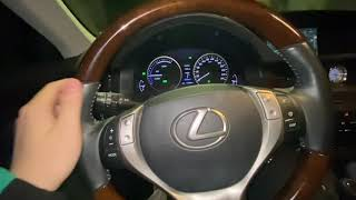 Lexus es300h interior review( …