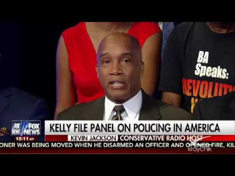 Megyn Kelly; Black Lives Matter Panel; 7-11-2016