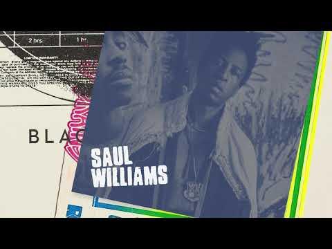Saul Williams - Telegram