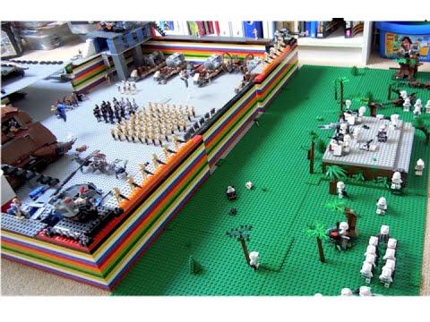 Lego star wars droid base youtube - Lego star wars base droide ...