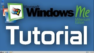 Windows ME (Millennium Edition) Install Tutorial