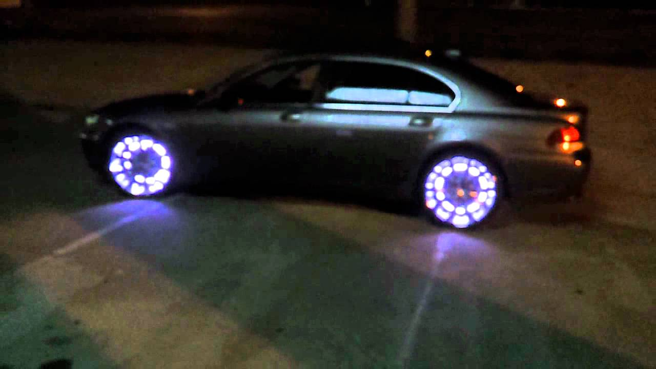 Rim Lights Youtube