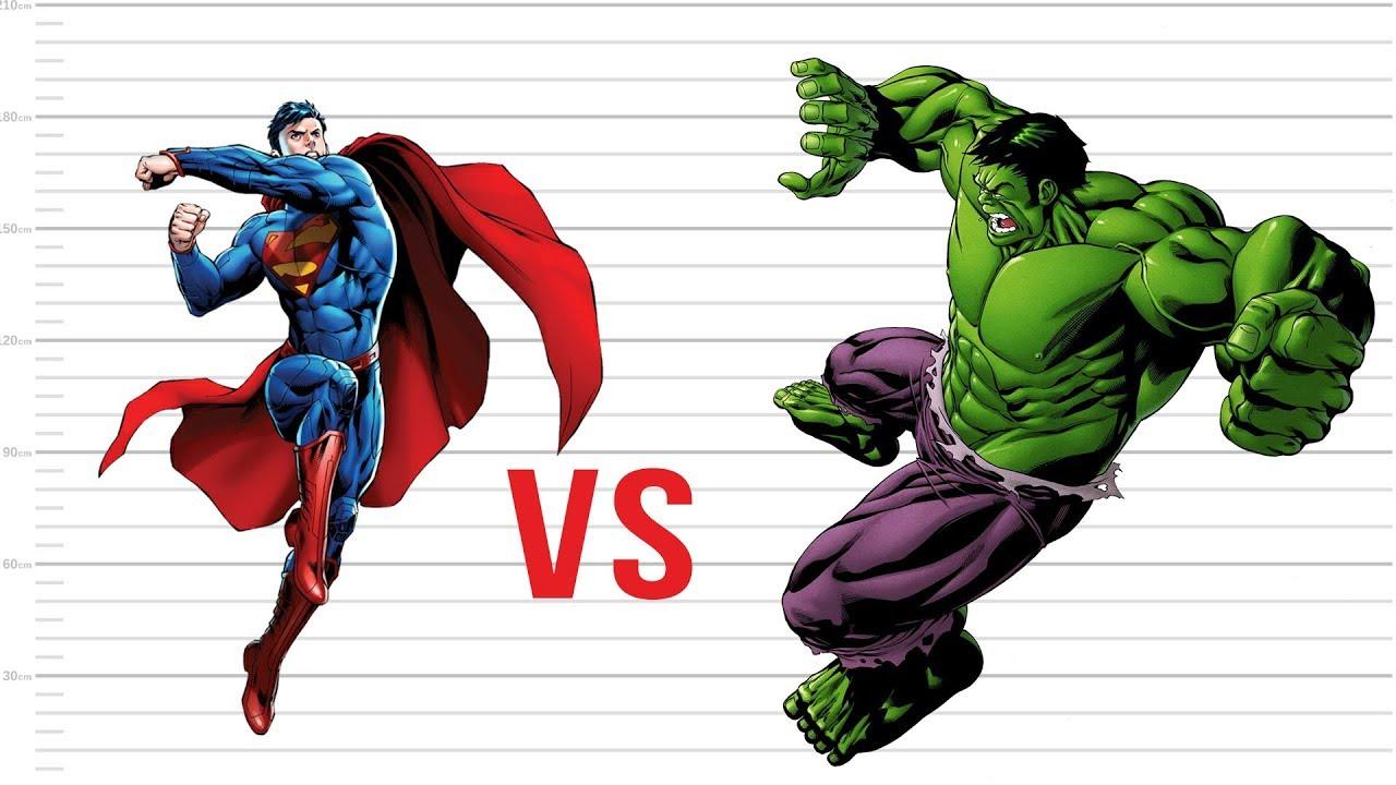 Download Superman vs Hulk ( False Arguments )