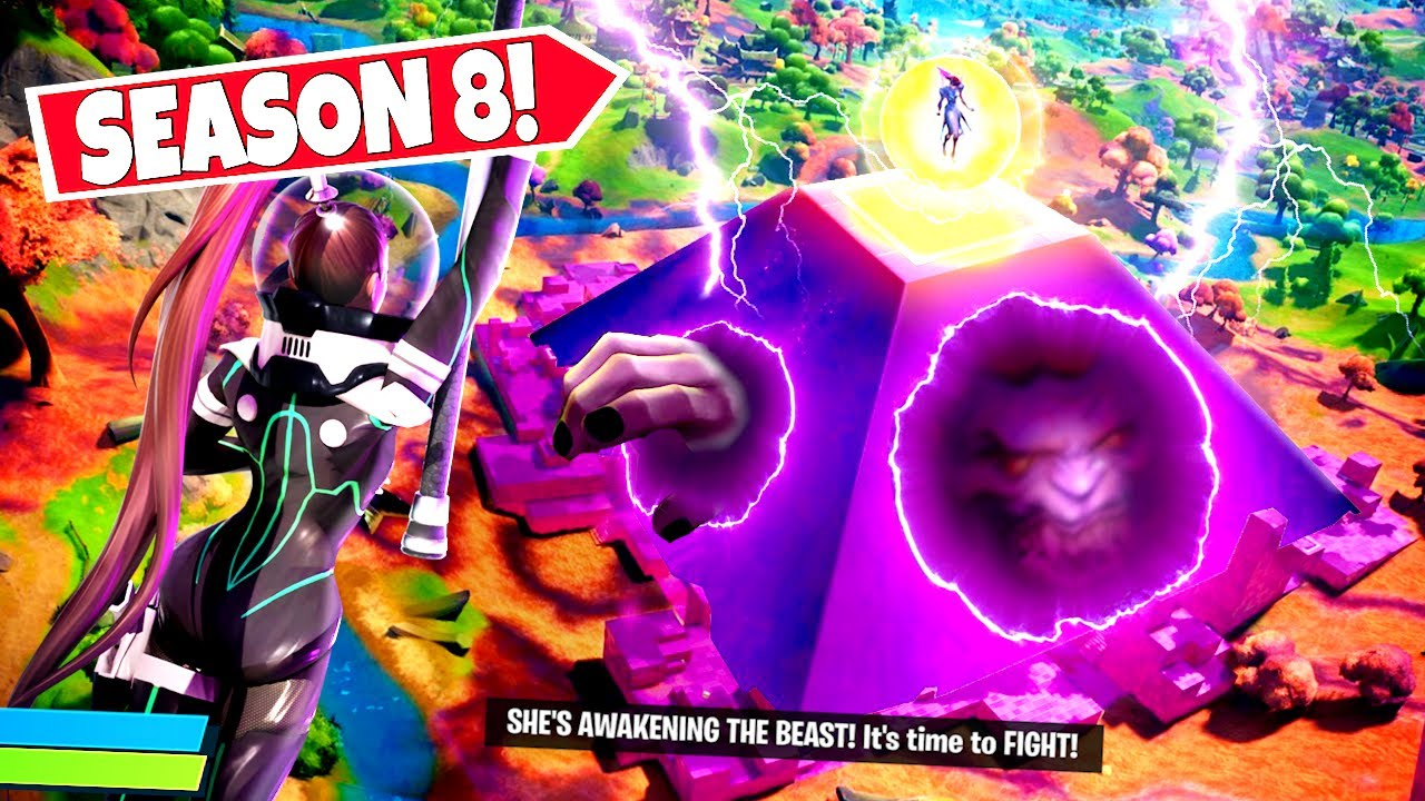 Download *NEW* Fortnite CUBE QUEEN RISES Live EVENT   ALL MAP CHANGES & LEAKS!