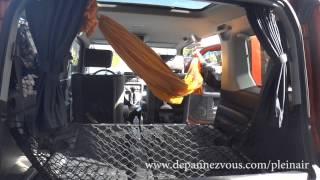 Honda Element - hammock