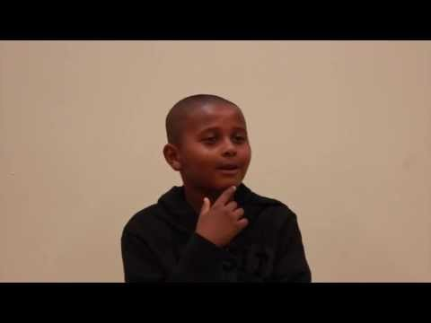 8 Year Old Boy Talks About Respect