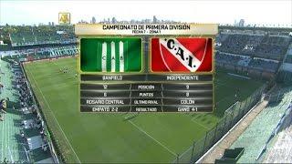 CA Banfield vs CA Independiente full match