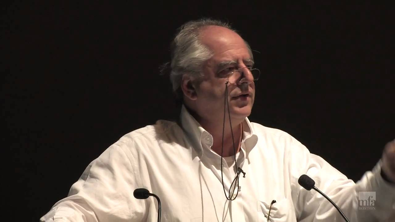William Kentridge on constructing meaning