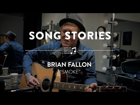 Brian Fallon of Gaslight Anthem Performs