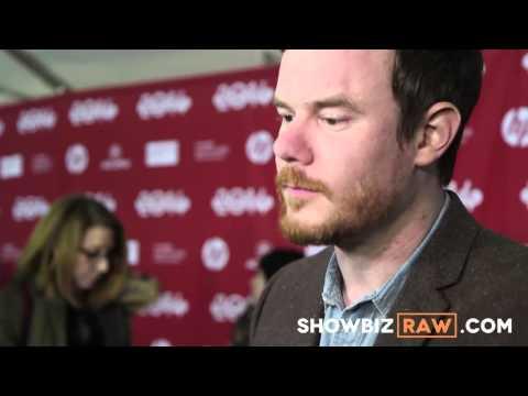 Joe Swanberg talks about his son Jade at Happy Christmas premiere at Sundance