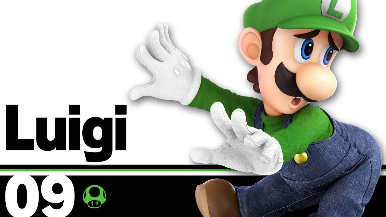 Luigi (SSBU) - SmashWiki, the Super Smash Bros  wiki