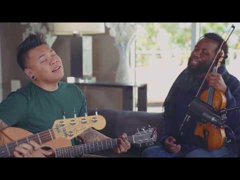 Landslide (Violin Cover) ft. Tim Reynolds | AJ Rafael #Jamuary