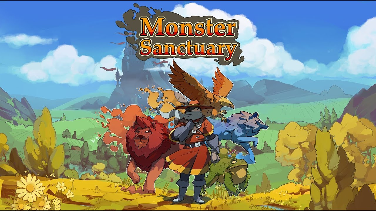 Monster Sanctuary - Early Access Launch Trailer (Steam) - YouTube